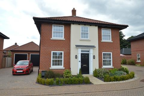 4 bedroom detached house for sale - Blofield