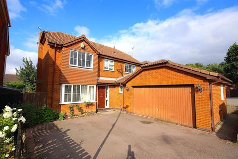 4 bedroom detached house for sale - Trojan Way, Syston