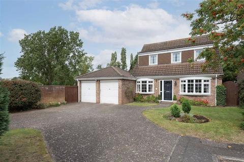 4 bedroom detached house for sale - Columba Drive, Leighton Buzzard