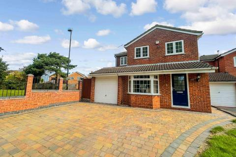 3 bedroom detached house for sale - Burnside, Coventry