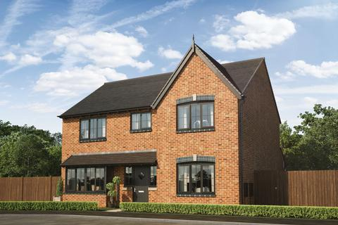 4 bedroom detached house for sale - Plot 186, The Lime at Moorfields, Whitehouse Drive, Killingworth, Newcastle Upon Tyne NE12