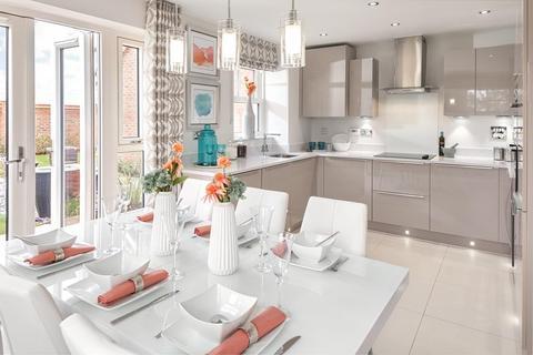 4 bedroom detached house for sale - Plot 21, Hesketh at The Long Shoot, Fleece Lane, Nuneaton, NUNEATON CV11