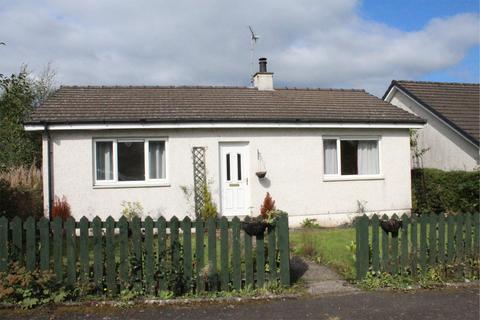 2 bedroom detached bungalow for sale - 7 Lochview Place, Burnhead, Auldgirth, DUMFRIES, DG2 0RU