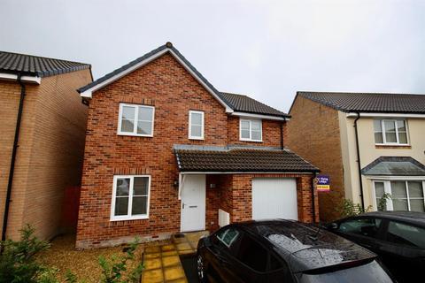 4 bedroom detached house for sale - Y Ffordd Wen, Aberbargoed, Bargoed