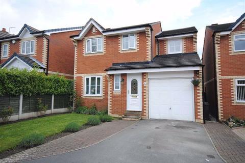 4 bedroom detached house for sale - Brierlands Close, Garforth, Leeds, LS25