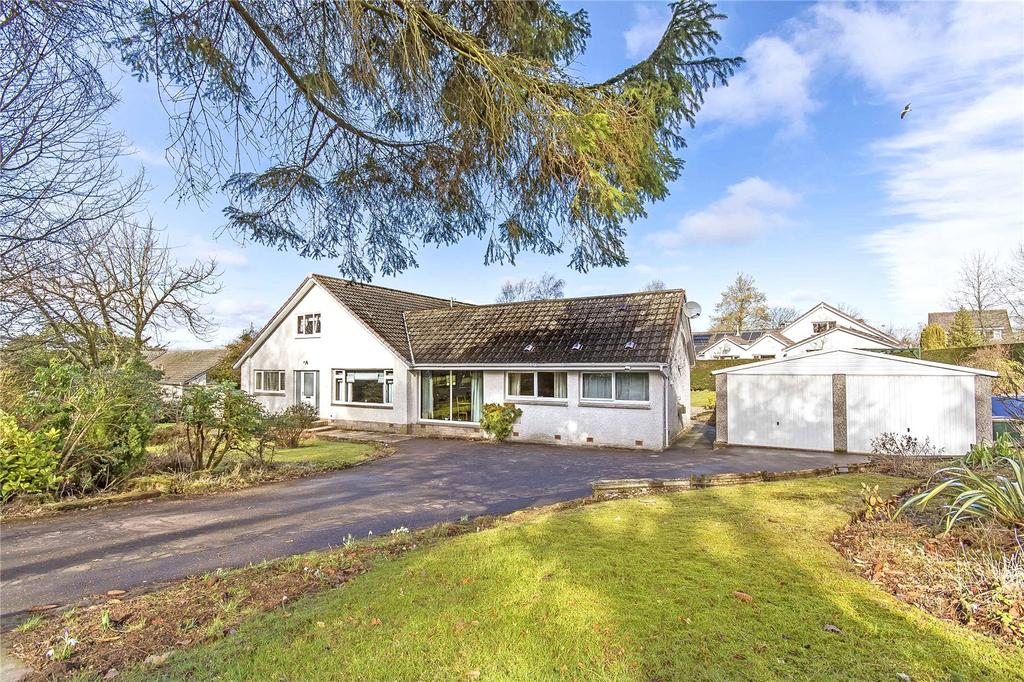 4 Bedrooms Detached House for sale in 28 Hatton Road, Kinnoull, Perth, PH2