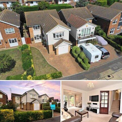 4 bedroom detached house for sale - Admirals Walk, Admirals Development, South Shoebury, Essex, SS3