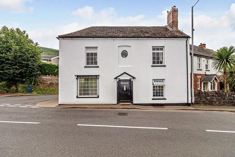 4 bedroom semi-detached house for sale - Merthyr Road, Govilon, Abergavenny, NP7