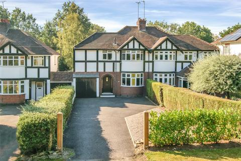 4 bedroom semi-detached house for sale - Markfield Lane, Newtown Linford, Leicestershire
