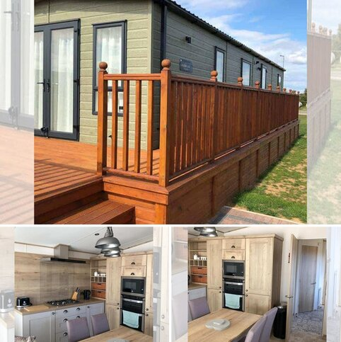 2 bedroom holiday lodge for sale - Tunstall, East Riding of Yorkshire HU12