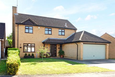4 bedroom detached house for sale - Sundew Court, West Hunsbury, Northamptonshire, NN4