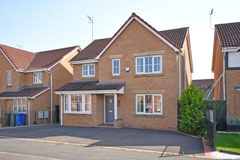 4 bedroom detached house for sale - Trevorrow Crescent, Chesterfield, Derbyshire, S40 2GH