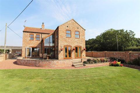 3 bedroom equestrian property for sale - Warley Cross, Brandesburton, YO25
