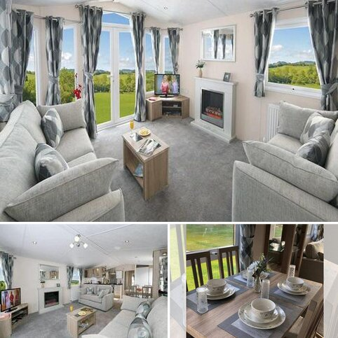 2 bedroom holiday lodge for sale - Southfield Lane, Tunstall, East Riding of Yorkshire HU12