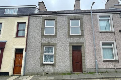 3 bedroom terraced house for sale - St. Cybi Street, Holyhead, Sir Ynys Mon, LL65