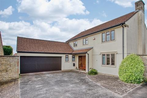 4 bedroom detached house for sale - 6 King Alfreds Way, WEDMORE, Somerset