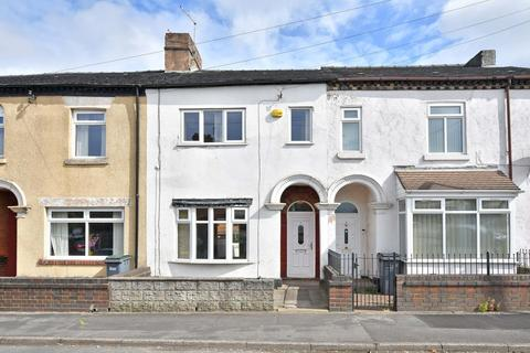 3 bedroom terraced house for sale - North West Terrace, Stoke-on-Trent, ST6 1JS