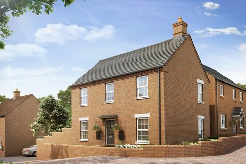 3 bedroom detached house for sale - Plot 617, The Radstone Corner at The Furlongs @ Towcester Grange, Epsom Avenue NN12
