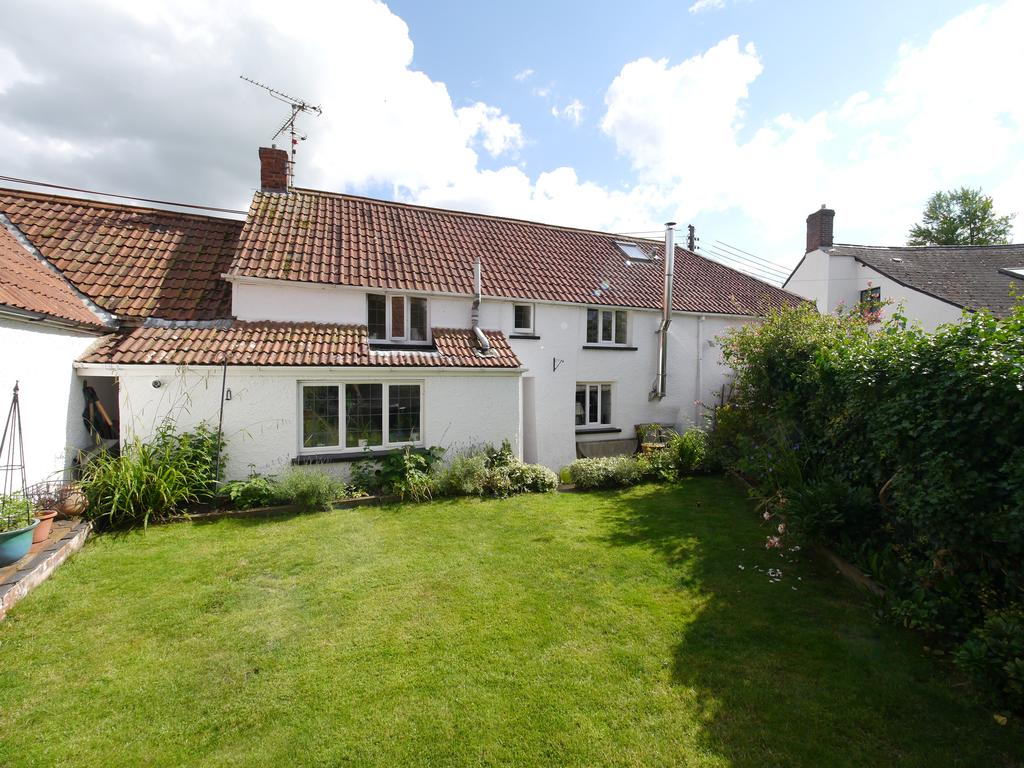 4 Bedrooms Cottage House for sale in Turnpike, Milverton, Taunton TA4