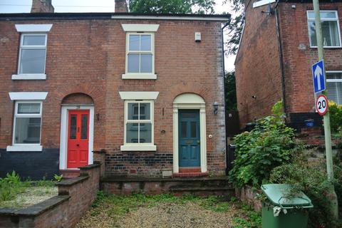 2 bedroom terraced house to rent - Weaver Road, Northwich