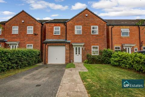 4 bedroom detached house for sale - Lyons Drive, Coventry