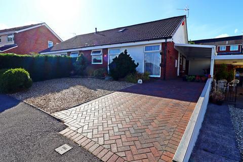 4 bedroom semi-detached bungalow for sale - Mayfield Place,Llantrisant,Pontyclun,CF72 8QG