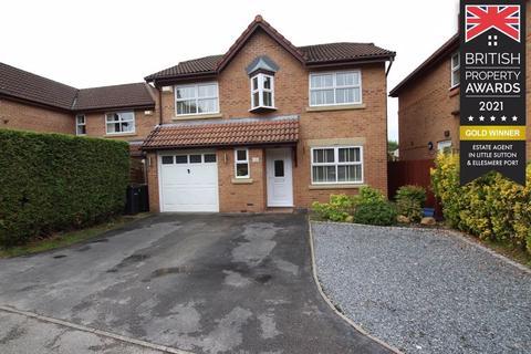 4 bedroom detached house for sale - Ridgeway Close, Great Sutton