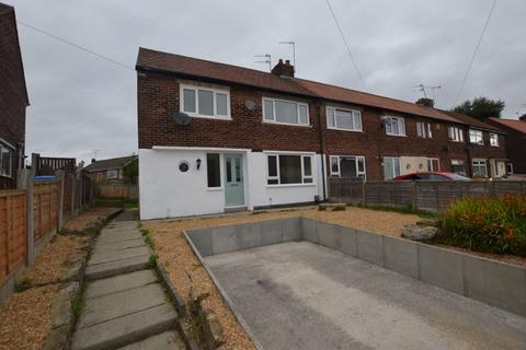 2 bedroom end of terrace house for sale - Ashbrook Hey Lane, Rochdale OL12 9AQ