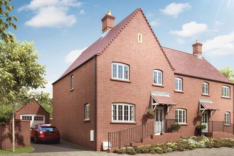 4 bedroom semi-detached house for sale - The Midford - Plot 721 at Willow Park at Chestnut Grove, Radstone Fields, Radstone Road NN13