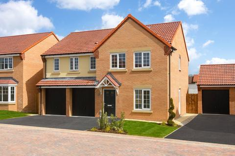 5 bedroom detached house for sale - The Lavenham - Plot 111 at Trinity Fields, Trinity Fields, York Road HG5