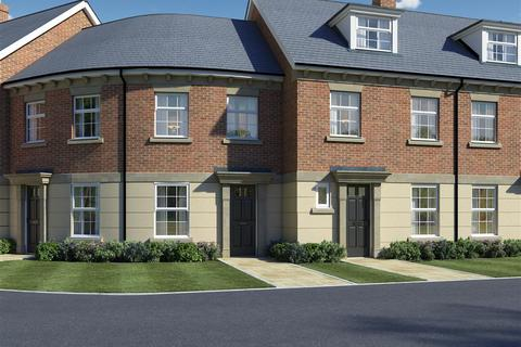 4 bedroom townhouse for sale - The Uppingham, Chantry Mews, New Lubbesthorpe