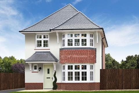4 bedroom detached house for sale - The Stratford, Chantry Mews, New Lubbesthorpe