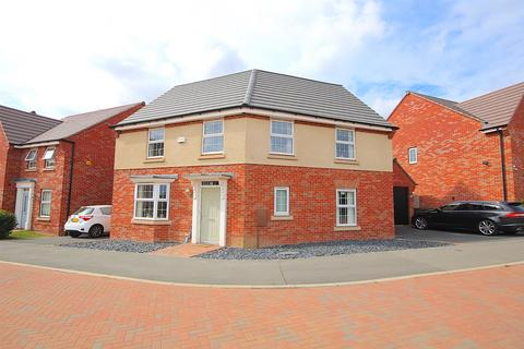 4 bedroom detached house for sale - Isla Drive, Lubbesthorpe