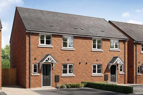 3 bedroom semi-detached house for sale - Plot 97, The Eveleigh at Hatters Chase, Village Street, Sandymoor, Runcorn WA7