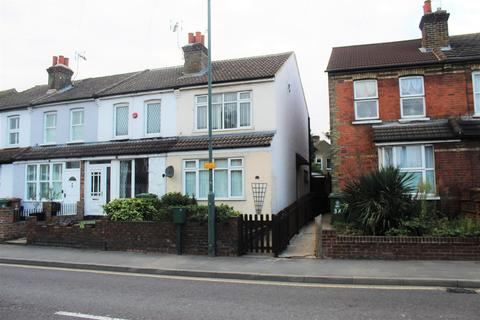 3 bedroom end of terrace house to rent - Bourne Road, Bexley Village