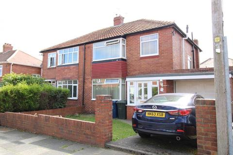 3 bedroom semi-detached house for sale - The West Rig, Kenton, Newcastle Upon Tyne
