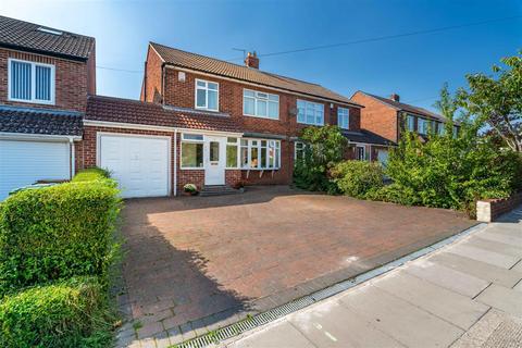 3 bedroom semi-detached house for sale - Greenfield Road, Brunton Park NE3
