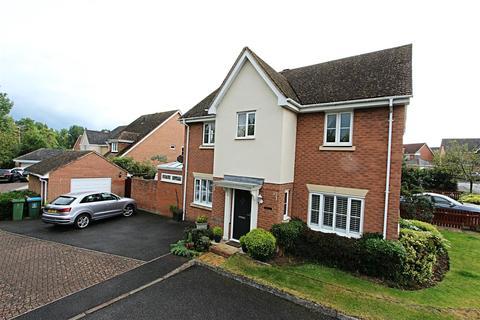 4 bedroom detached house for sale - Berkeley Close, Castlemead Village