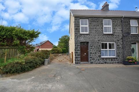 3 bedroom semi-detached house for sale - Dwrbach, Fishguard