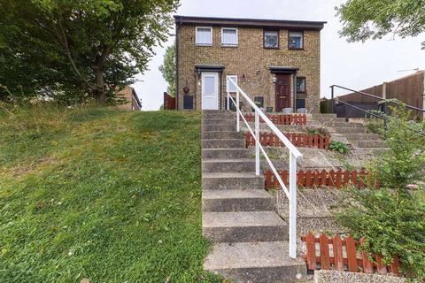 2 bedroom semi-detached house for sale - Flamingo Close, Walderslade, Chatham