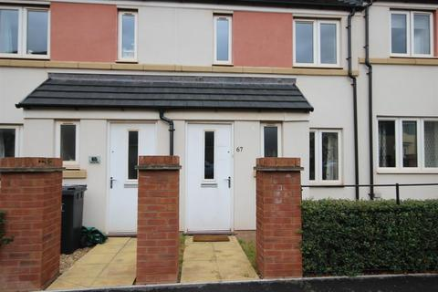 2 bedroom terraced house to rent - Tillhouse Road, Cranbrook, Exeter
