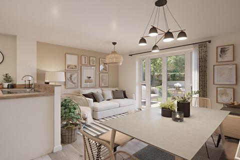 4 bedroom semi-detached house for sale - Plot 87, Haversham at Fernwood Village, Dale Way, Fernwood, NEWARK NG24