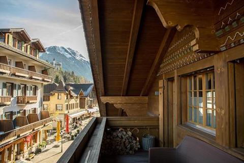 3 bedroom penthouse - Gstaad, Bern