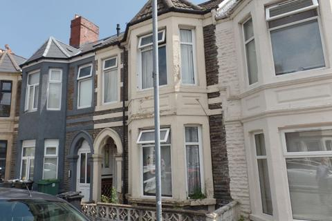5 bedroom terraced house for sale - Tewkesbury Street, Cardiff
