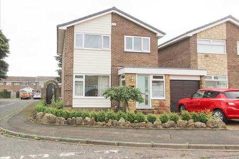 3 bedroom detached house for sale - Langdale Drive, Cramlington