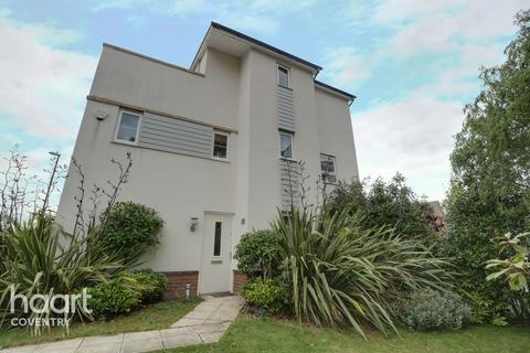 3 bedroom detached house for sale - The Moorings, Coventry