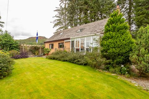 5 bedroom detached house for sale - The Lodge, Old Faskally, Killiecrankie, Pitlochry, Perthshire PH16
