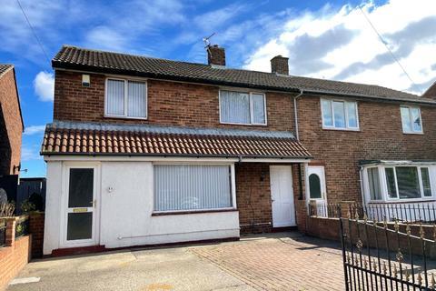 3 bedroom semi-detached house to rent - Tiverton Avenue, North Shields.  NE29 8PY