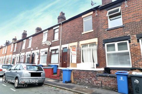 2 bedroom terraced house for sale - Leonard Street, Burslem, ST6 1HT