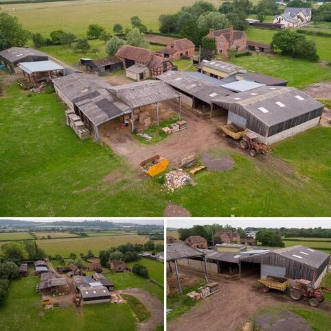 4 bedroom farm house for sale - Lucas Farm, Corse Lawn, Gloucester GL19 4NB